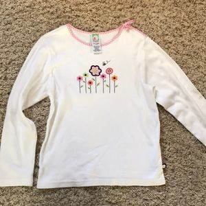 Other - Girls Gymboree Flower Power xxL 7 top